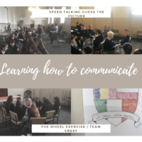Learning how to communicate