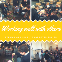 Working well with others
